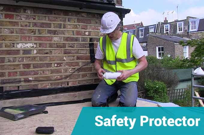 FOAMTECH-safety-protector-application