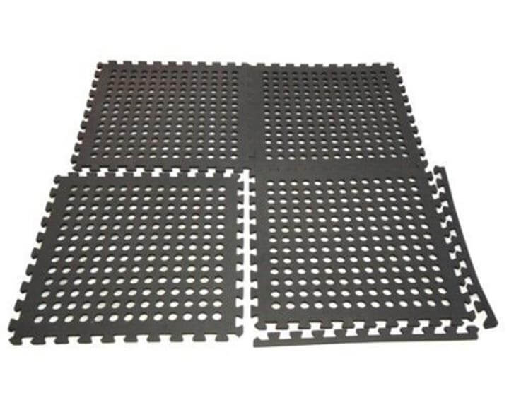 Garden Safety Mats For Outdoor Playground FOAMTECH