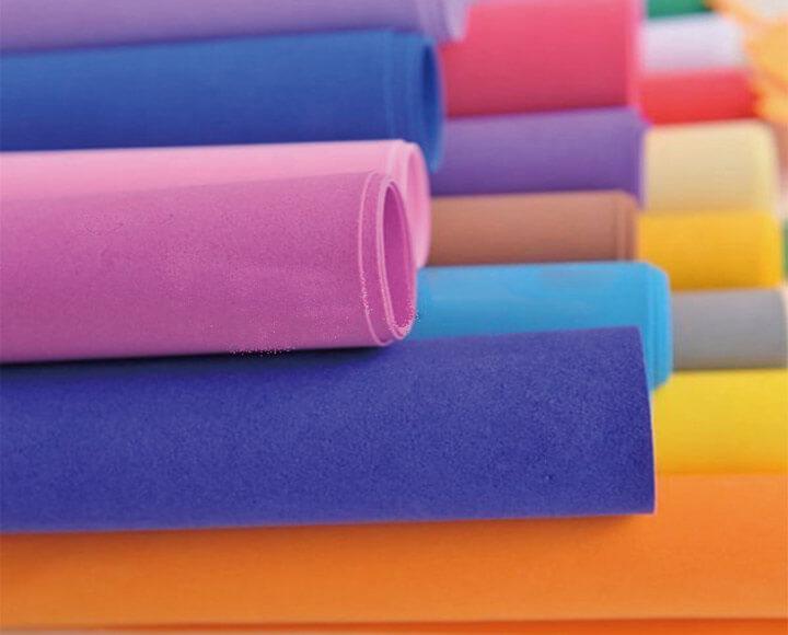 Craft Foam Roll - Craft Foam Supplies - FOAMTECH