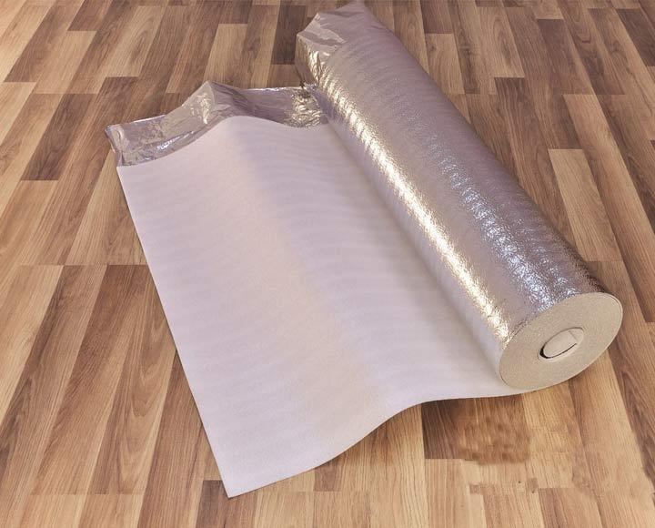 white foam floor underlayment for laminate wood floor