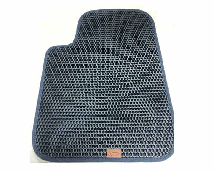 black eva car floor mat for automotive use