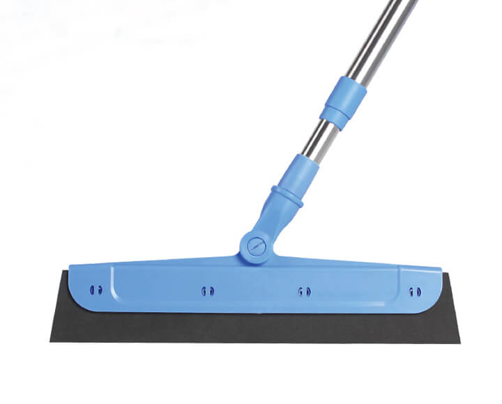 black foam floor squeegee blade