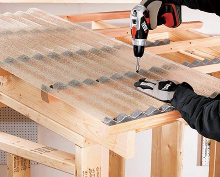 Roof Panel Foam Closure – FOAMTECH