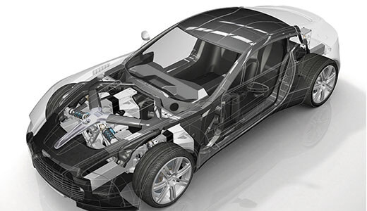 foam products for automotive