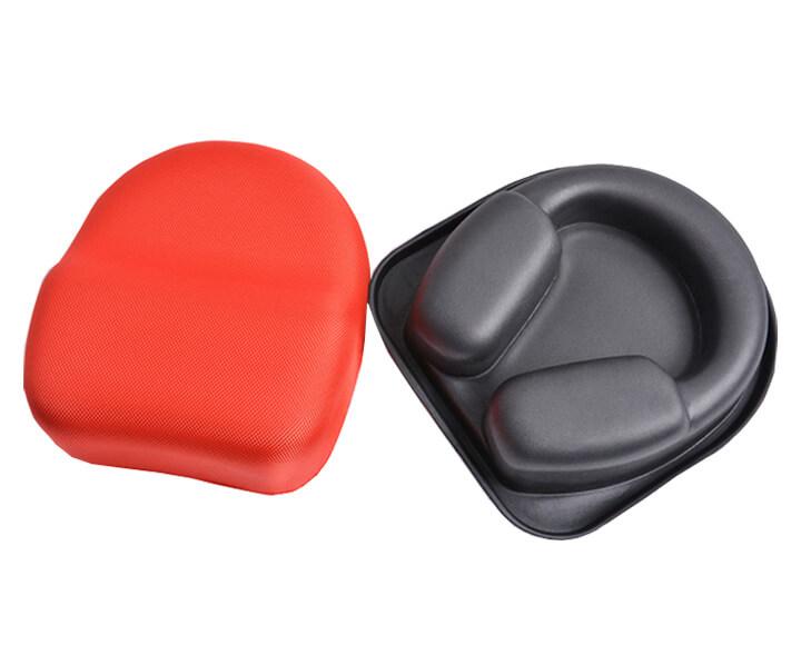 custom foam fabrication of earphone case