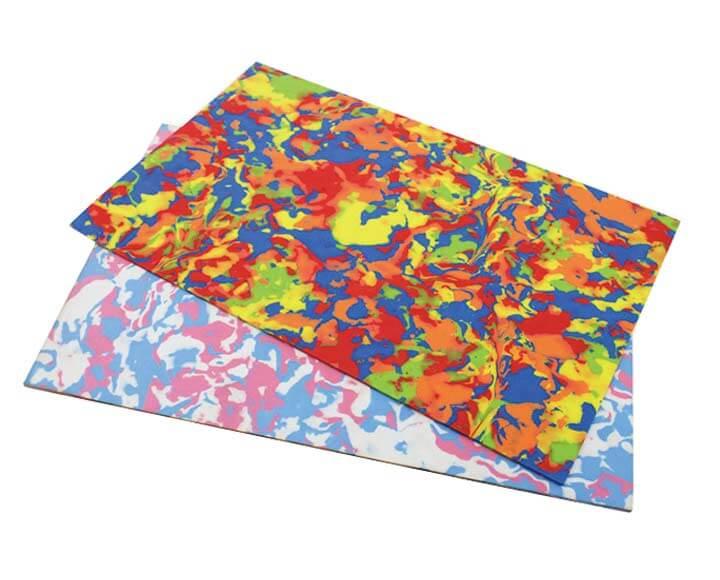 mix color eva craft printing foam sheets