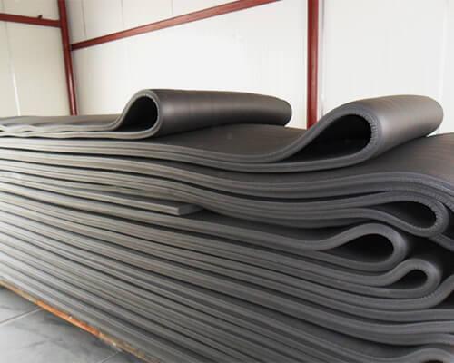 PVC Vinyl Nitrile Foam Sheets At Stock