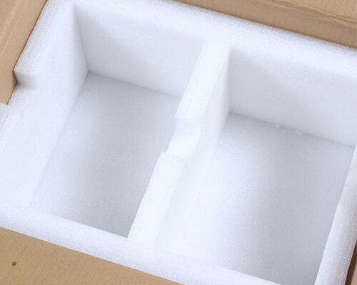 white epe foam sheet packaging