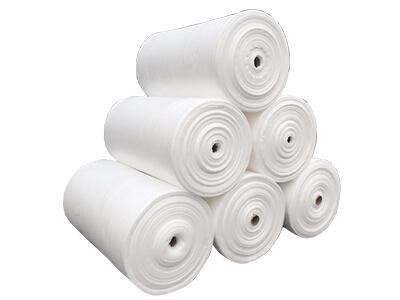 white epe foam materials rolls
