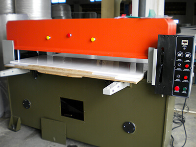 foam die cutting machinery