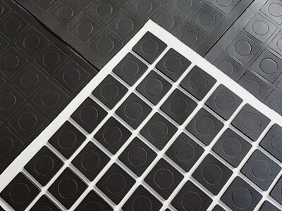 die-cutting soft pvc foam sealer gaskets