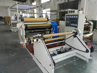 automatic foam lamination machine for foam composites