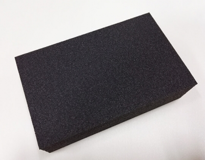 Foam Fabrication Of Cross-linked Polyethylene Foam Block