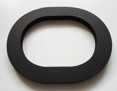 Vinyl Nitrile Foam Gasket Pad With Adhesive For Auto Parts