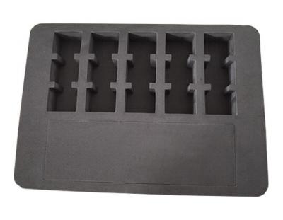 Black Foam Inlay Insert With Custom Cutout