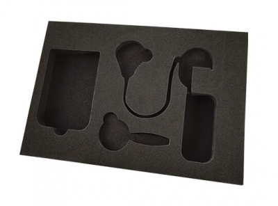 custom anti static foam packaging for artificial electronic cochlear