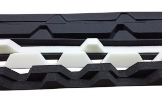 all types of foam closure strips for metal roofing