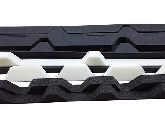 Foam Closure Strips Serving Premium Sealing For Metal Roof