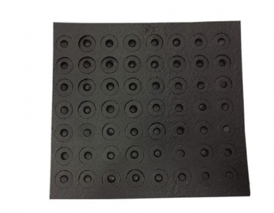 die cut closed cell PVC foam washers