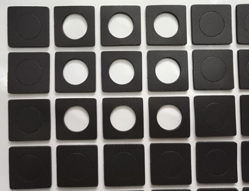 Custom Closed Cell PVC Foam Gaskets