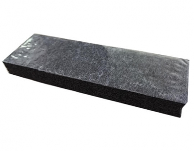 closed cell PVC Nitrile foam pad with adhesive and plastic film backing