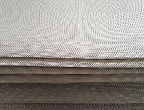 Embossed EVA Foam Sheets With Diamond Pattern