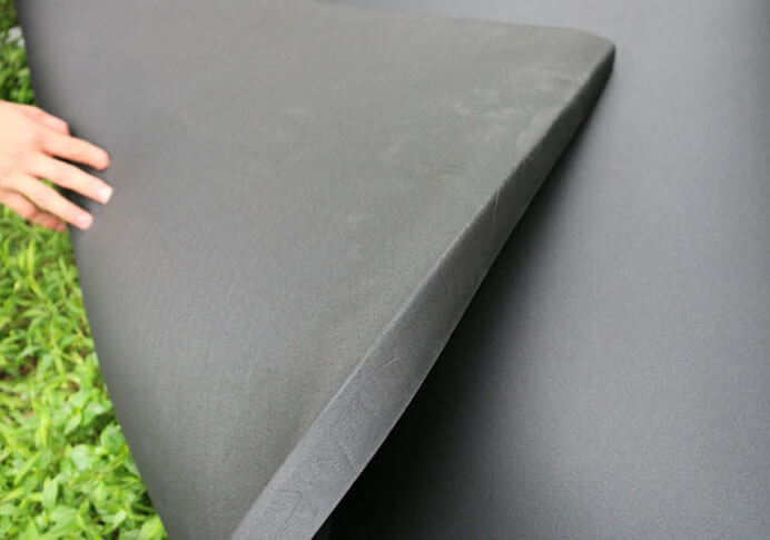 Soft PVC Nitrile Foam Sheet For Thermal Insulation