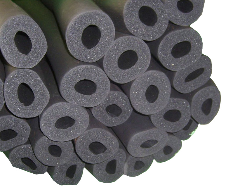 NBR Foam Tube Pipe For HAVC
