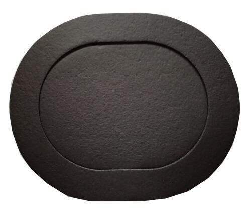 Custom die cutting PVC Nitrile foam gasket pad