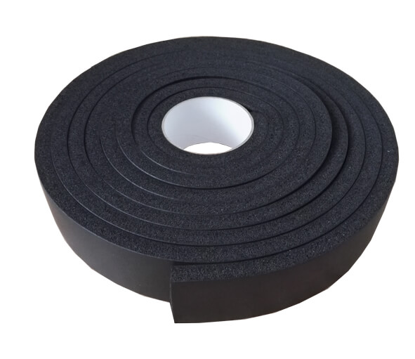Nitrile Foam Tape For Construction Sealing and Insulation