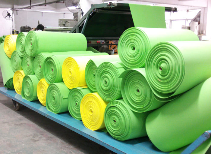 Custom EVA foam rolls