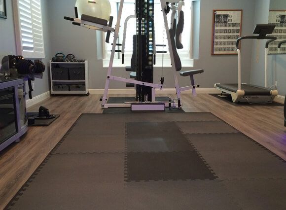 home gym eva foam puzzle mats