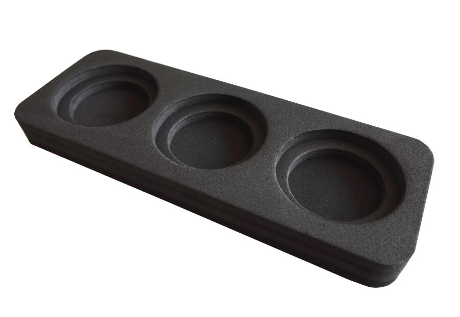 Black EVA Foam Insert Tray