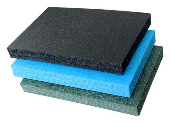 Thick Cross-linked Polyethylene Foam Sheets