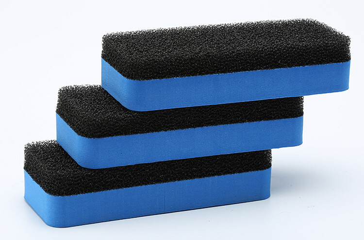 Heat Laminated Foam Pads