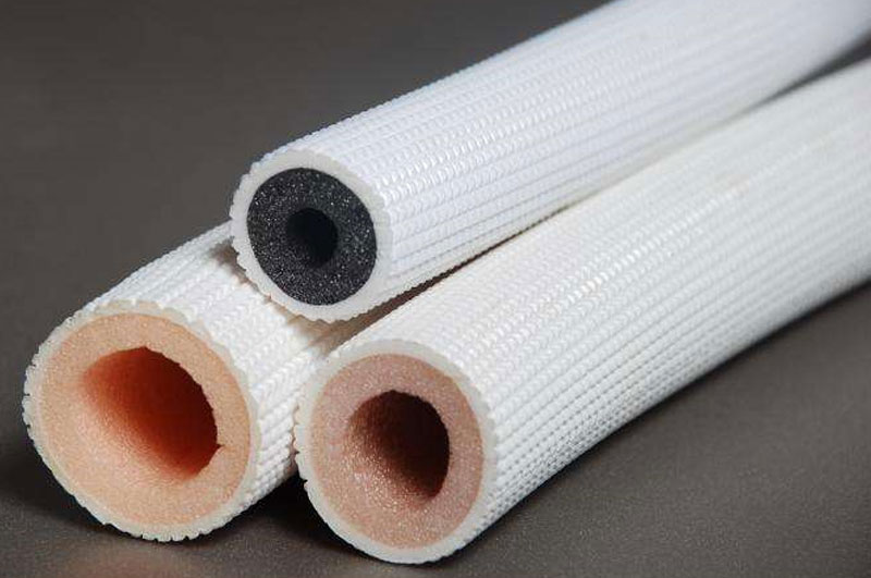 PE foam pipes for HVAC