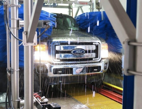 How EVA Foam Brush Works For The Best Car Wash Systems