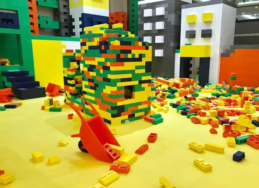 EPP Building Blocks for Kids Toy